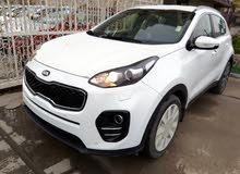 Kia Sportage car is available for sale, the car is in New condition