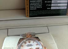 ROLEX ROSE GOLD MASTER COPY