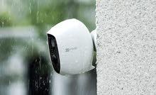 كاميرامراقبة ايزفيز لاسلكية بالبطاريات خالية من الاسلاك