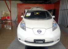 Nissan Leaf 2013 For sale - Beige color