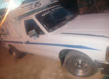 Manual White Nissan 1984 for sale