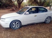 Used condition Hyundai Avante 2001 with +200,000 km mileage