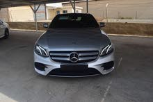 Mercedes Benz E 200 car for sale 2017 in Zarqa city