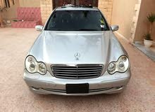 Mercedes Benz C 300 car for sale 2004 in Tripoli city