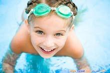 دورات تدريب سباحة للأطفال