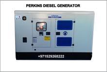 Perkins UK Diesel Generator for Sale