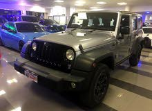 Jeep Wrangler car for sale 2018 in Muscat city