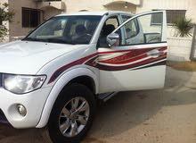 White Mitsubishi L200 2009 for sale
