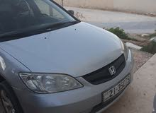 Automatic Silver Honda 2004 for sale