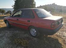 Manual Toyota 1991 for sale - Used - Jerash city