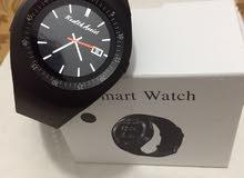ساعة ذكية smart watch للبيع .. صناعة صينية استعمال بسيط جداً