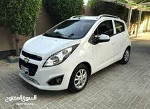 Chevrolet Spark car is available for a Week rent