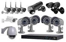 ((تركيب كاميرات المراقبة وانظمة الحماية))