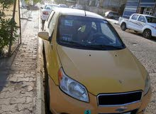 Yellow Chevrolet Aveo 2009 for sale