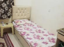 غرفة نوم + ركنة هدية مجانا