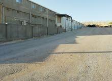 ارض صناعي للبيع داخل المنطقة الحرة الزرقاء