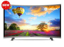 tv vega curved 40 pous