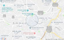 Second Floor  apartment for rent with 2 rooms - Amman city Jabal Al Naser