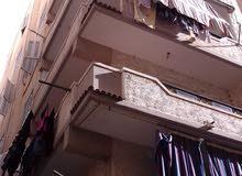 شقة 125 م ناصية مشمسه بـ الهانوفيل شارع رضوان