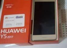 huawei y5 2017 وكالة 16gb