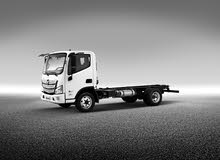 FOTON AUMARK TRUCK CHASSIS only (3.0 TON) تشكيلة الشاحنة الخفيفة فوتون اومارك