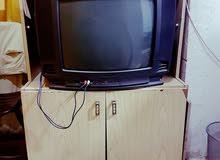 جهاز تلفزيون فقط 15 دينار مع البوفيه