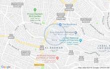 4th Circle neighborhood Amman city - 140 sqm apartment for rent
