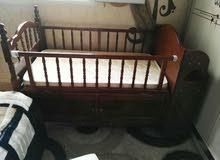 سرير اطفال من يوم لين 3 سنوات