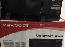microwave oven daewoo
