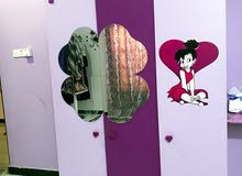 غرفة نوم للبنوتاات حلوه وعمليه اخذتها من ماكسي مول