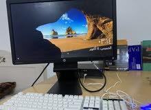 كمبيوتر hp مستعجل للبيع