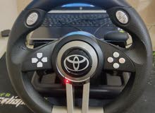 icore stearing wheel for PS3 (150 DHS)