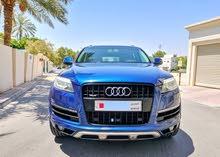 AUDI Q7, Full Option 2014 For Sale