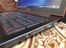 Asus Rog i7 6th Gen 8GB RAM  Nvidia GTX Gaming Laptop