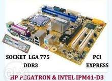 Intel Pegatron ipm 41 بوردة