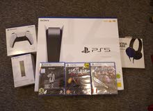 ps5 brand new not open
