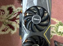 brand new graphics card RX 5500XT 4gb never used
