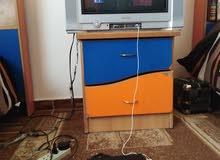 بلاي ستيشن 2 مع تلفزيون
