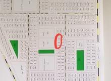 للبيع قطعة ارض 300م  في حي القضاة بجانب المدينة الرياضية