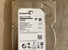 Seagate Hard Disk 1000GB