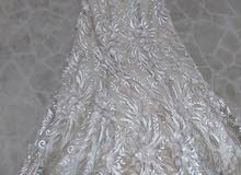 فستان كبير متاع خطوبة أو سهرة