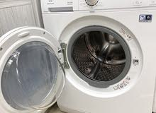 Electrolux dual care wash and dry