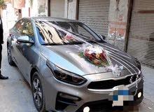 كيا سيراتو 2020 للايجار بالسائق