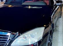 مرسيدس S 500