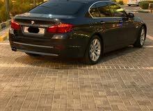 للبيع BMW 523i موديل 2011 وكالة البحرين
