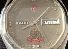 لبيع ساعة رادو قديمة