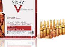 (Vichy serum (vitamin C+haylournic acid