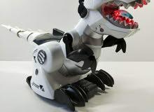 روبوت الديناصور الميكانيكي