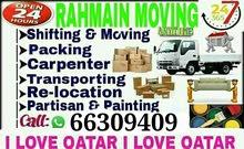 moving shifting carpenter house Villa office deliver service