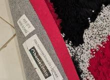 سجاد قطعتين بحالة ممتازة / carpet 2 pieces